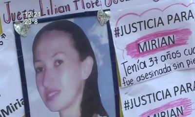 Asesinato de Miriam Soto: Suspenden juicio