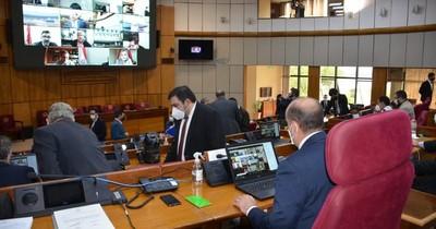 La Nación / Senado adelantó tratamiento de proyecto que eleva sanciones a invasores
