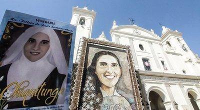 Iglesia se prepara para recepción de los restos de Chiquitunga