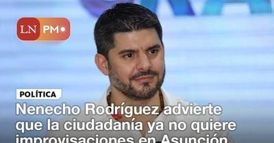 La Nación / LN PM: Las noticias más relevantes de la siesta del 16 de setiembre