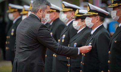 Celebran Día de la Armada Paraguaya