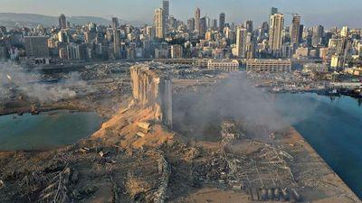 Piden detención de un exministro de Obras Públicas por explosión en el puerto de Beirut