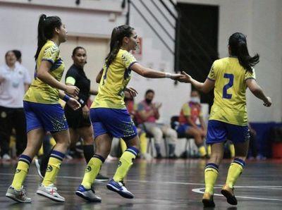 Así será la quinta fecha del futsal FIFA femenino