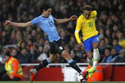 Brasil y Uruguay jugarán ante 13.000 personas