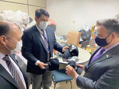 EE.UU. fortalece cooperación con Aduanas para reforzar lucha contra el contrabando y la evasión