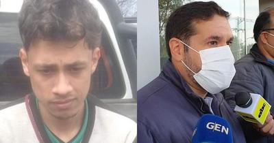 La Nación / Detienen a presuntos secuestradores de joven en Horqueta