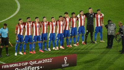 Paraguay cae dos puestos en el ranking FIFA