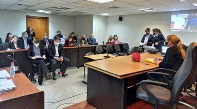 Ex Defensora Noyme Yoré y otros 9 acusados van a juicio oral