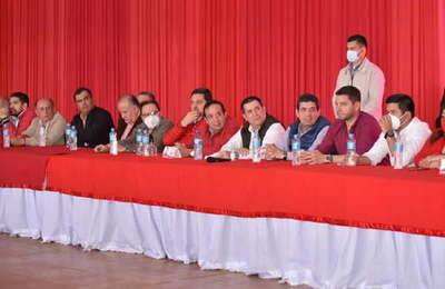 Unidad Colorada en San Juan Nepomuceno