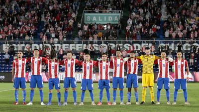 Paraguay conoce los horarios de sus partidos para el combo de octubre