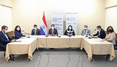 """Ejecutivo presenta plataforma """"Paraguay en Resultados"""" para reforzar la transparencia"""