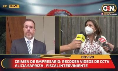 """Empresario fue asesinado """"por encargo"""", afirma fiscala"""