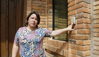 María Silvia demanda por filiación a Horacio Cartes