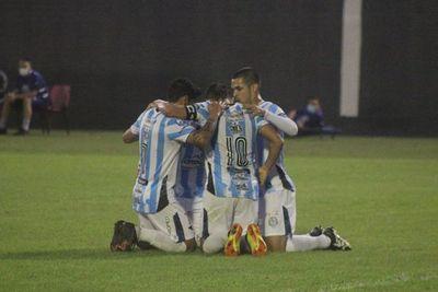 Guaireña, en el añadido, consigue el boleto hacia los octavos de la Copa Paraguay