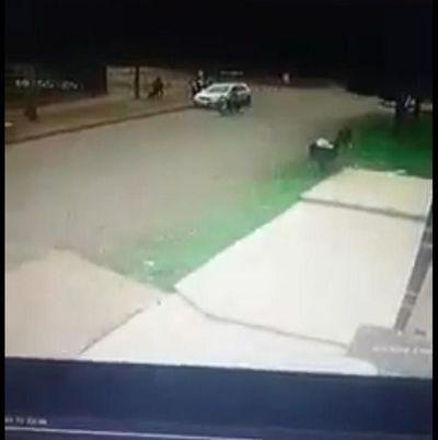 Motociclista embiste a niño y huye sin prestarle auxilio en Pedro Juan Caballero