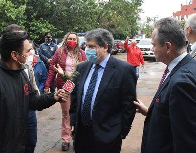 """Euclides destaca reunión en Argentina y dice que hay """"voluntad provincial"""" para reapertura con Misiones"""