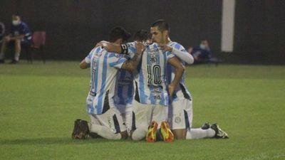 Guaireña gana sobre el final y avanza a octavos en la Copa Paraguay