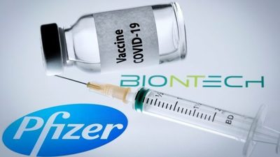 COVID-19: Tercera dosis de la vacuna de Pfizer eleva la protección al 95%, según un estudio israelí