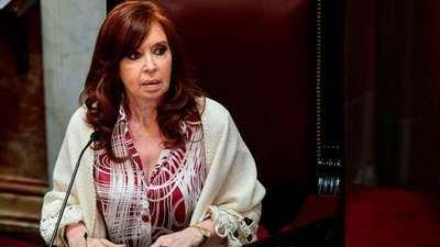 """Cristina Kirchner: """"No soy yo la que está jaqueando al presidente, es el resultado de la elección"""""""
