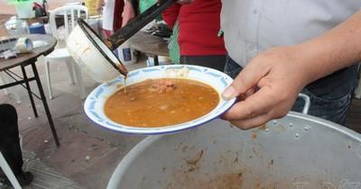 La Nación / Comedor de niños ofreció su último almuerzo por falta de insumos y piden ayuda para no cerrar