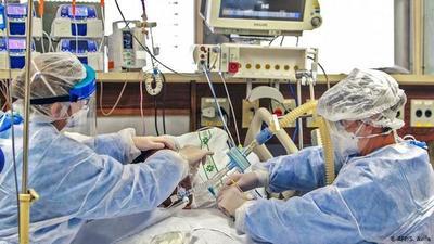 Coronavirus: Salud he'i que dos murieron y 63 se contagiaron ra'e