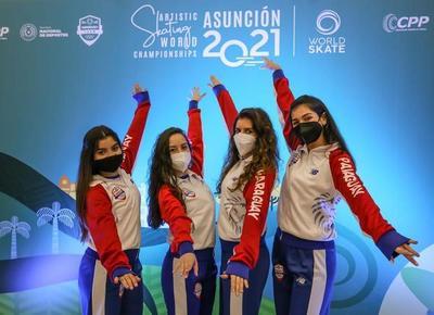 Campeonato Mundial de Patinaje Artístico se vivirá en Asunción