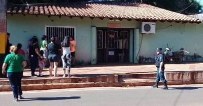 La Nación / Suspenden juicio oral de acusado por crimen de una mujer en la Junta de Saneamiento de Areguá