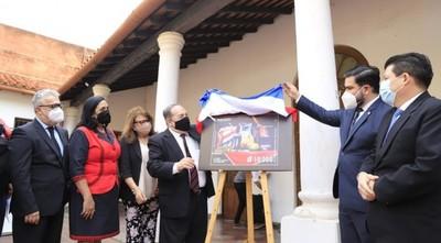 """Presentan serie postal """"El Tereré es Patrimonio Inmaterial de la Humanidad»"""