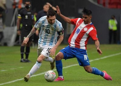 Eliminatorias: Paraguay-Argentina, 7 de octubre a las 20:00