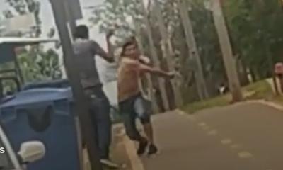 """Detienen a los autores de la pelea a lo """"samurái"""" en barrio San Francisco"""