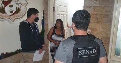La Nación / Detienen a un asistente fiscal y otras tres personas por megacarga de marihuana