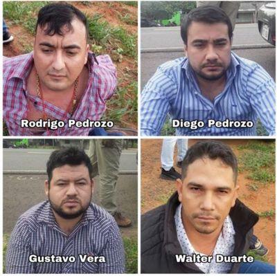 Desarticulan  estructura criminal en Concepción y Amambay