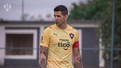 """Rodrigo Muñoz: """"Me gustaría seguir en Cerro Porteño"""""""