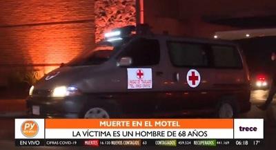 Un hombre de 68 años fallece en motel de San Lorenzo