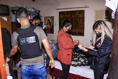 Operación Horse: Un asistente fiscal y otras tres personas fueron detenidas por megacarga de marihuana