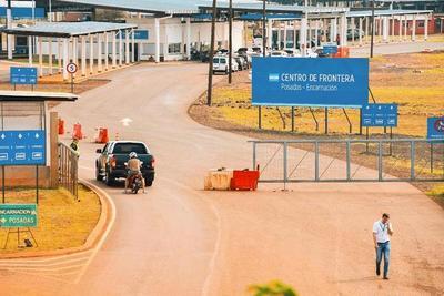 Apertura de frontera con Argentina tardaría más de un mes