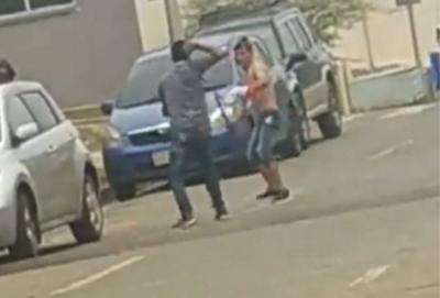 Detuvieron a los dos jóvenes que se enfrentaron a machetazos