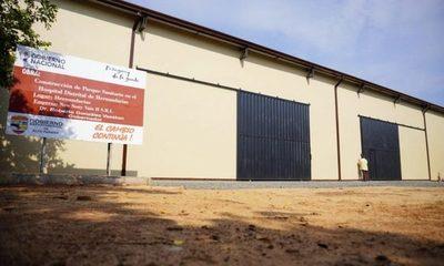 Primer Parque Sanitario y Sede II del Senepa, en Hernandarias – Diario TNPRESS