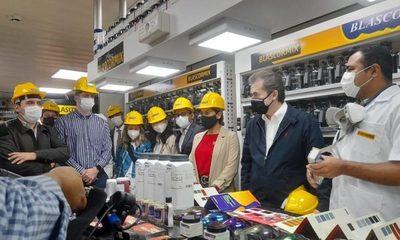 MIC presenta proyecto para empresas exportadoras