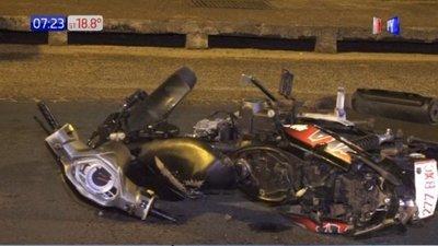 Jóvenes de 18 y 17 años mueren tras fatal accidente en Luque