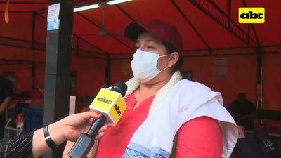 Retirarán carpa de la explanada del Hospital Central del IPS