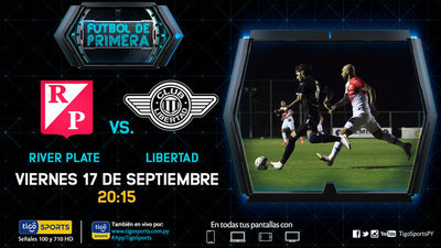 River Plate y Libertad dan inicio a la fecha 9 del Clausura