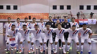 Paraguay va con todo ante Angola en el Mundial