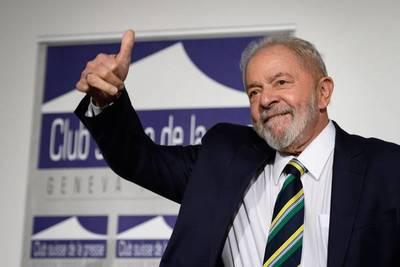 Encuestas en Brasil: Lula da Silva ganaría la presidencia con 44% de los votos