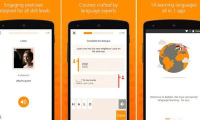 Crean aplicación para aprender un idioma estudiando solo 15 minutos al día