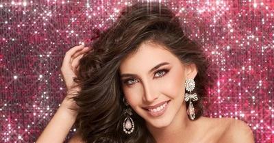 [VIDEO] Jimena Sosa puliendo detalles para Miss Grand International