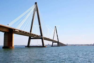 Por lo menos más de un mes tardará la reapertura del puente Encarnación-Posadas