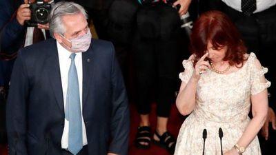 Argentina: el duro cruce de mensajes entre Alberto Fernández y Cristina Fernández de Kirchner que muestra una fractura dentro