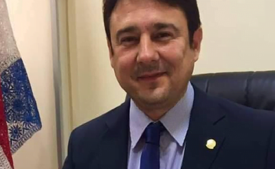Antonio Buzarquis tampoco participará del debate de la JCI