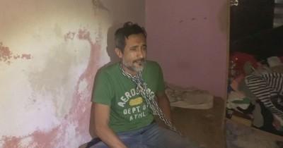 La Nación / Rescatan a paraguayo secuestrado y encadenado por 8 días en Brasil